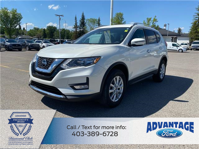 2018 Nissan Rogue SV (Stk: M-459A) in Calgary - Image 1 of 25