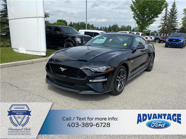 2019 Ford Mustang GT (Stk: T23831) in Calgary - Image 1 of 18