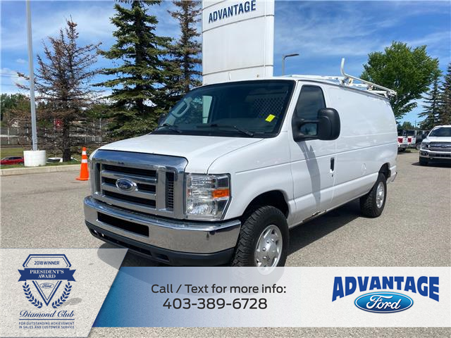 2014 Ford E-250  (Stk: 5859) in Calgary - Image 1 of 13