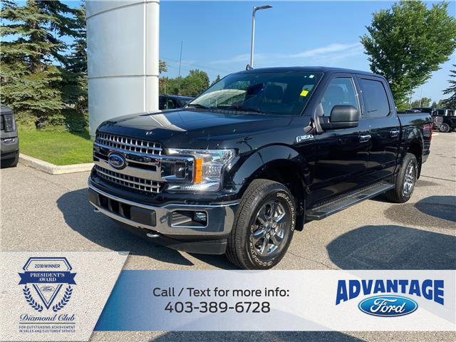 2020 Ford F-150 XLT (Stk: M-715A) in Calgary - Image 1 of 18