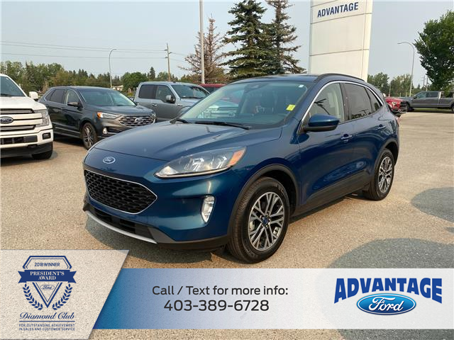 2020 Ford Escape SEL (Stk: 5887A) in Calgary - Image 1 of 18
