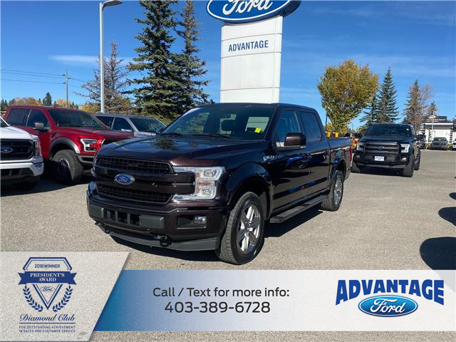 2019 Ford F-150 Lariat (Stk: M-637A) in Calgary - Image 1 of 19