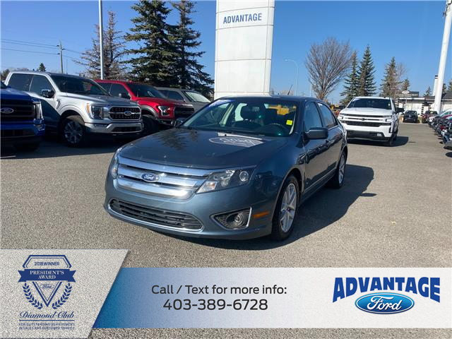 2012 Ford Fusion SEL (Stk: 5929) in Calgary - Image 1 of 18