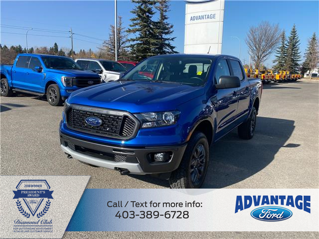 2020 Ford Ranger XLT (Stk: M-1158A) in Calgary - Image 1 of 18