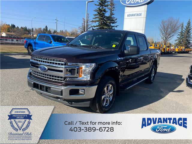 2019 Ford F-150 XLT (Stk: T24085) in Calgary - Image 1 of 18