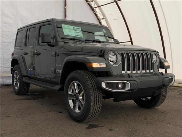 2021 Jeep Wrangler Unlimited Sahara (Stk: 210016) in Ottawa - Image 1 of 30