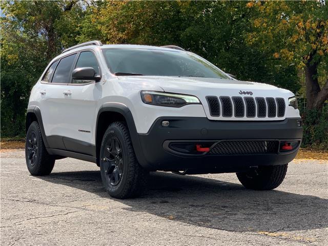2021 Jeep Cherokee Trailhawk (Stk: 210004) in Ottawa - Image 1 of 30