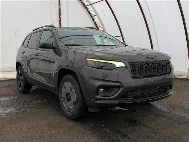 2021 Jeep Cherokee Altitude (Stk: 210013) in Ottawa - Image 1 of 30
