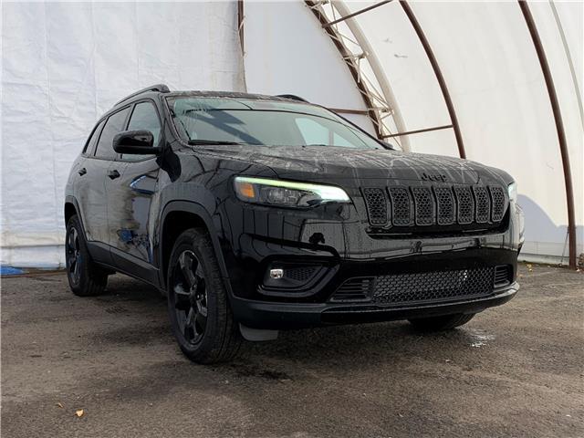 2021 Jeep Cherokee Altitude (Stk: 210018) in Ottawa - Image 1 of 30