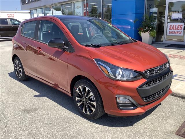 2021 Chevrolet Spark 1LT Manual (Stk: 21-021) in Listowel - Image 1 of 14