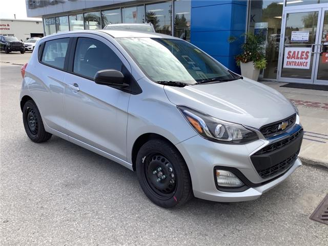 2021 Chevrolet Spark LS Manual (Stk: 21-025) in Listowel - Image 1 of 12