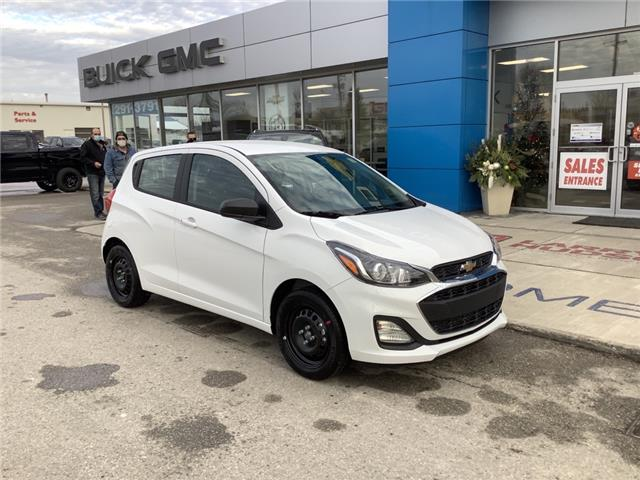 2021 Chevrolet Spark LS Manual (Stk: 21-424) in Listowel - Image 1 of 14