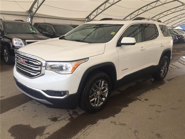 2017 GMC Acadia SLT-1 (Stk: 154242) in AIRDRIE - Image 1 of 25