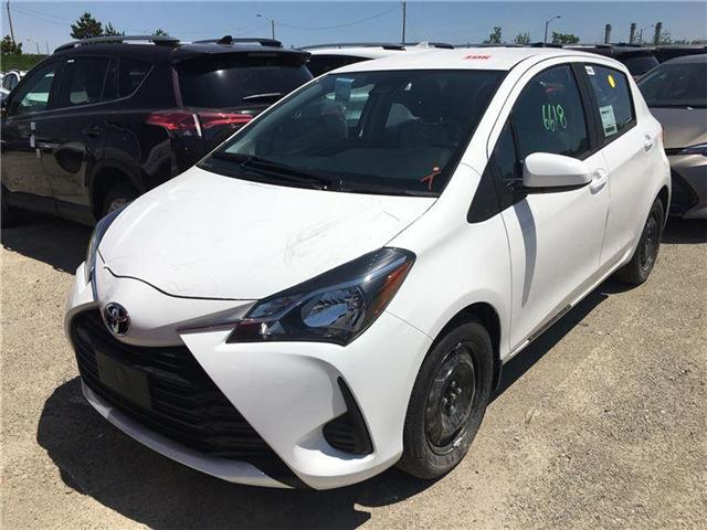 2018 Toyota Yaris LE (Stk: 86618) in Brampton - Image 1 of 4