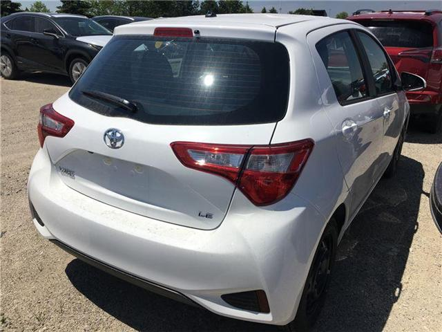 2018 Toyota Yaris LE (Stk: 86618) in Brampton - Image 3 of 4