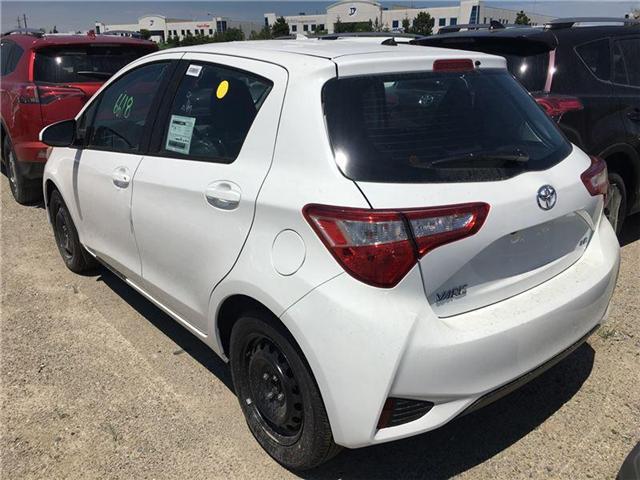 2018 Toyota Yaris LE (Stk: 86618) in Brampton - Image 4 of 4