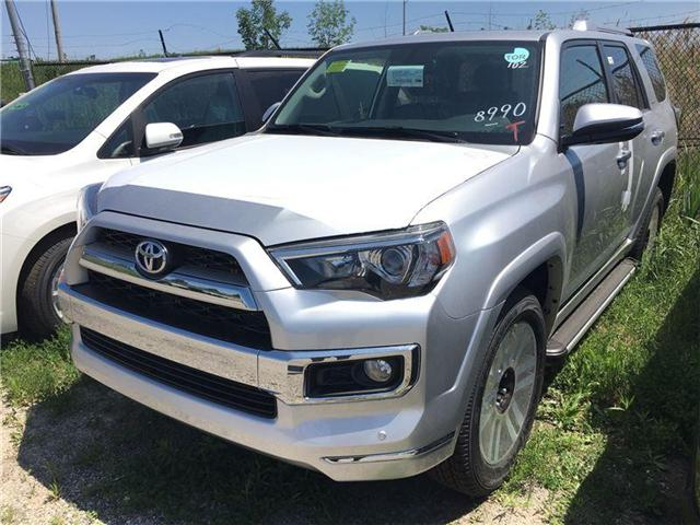 2017 Toyota 4Runner SR5 (Stk: 451384) in Brampton - Image 1 of 4