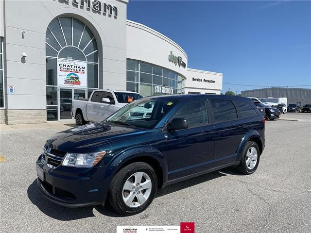 2014 Dodge Journey CVP/SE Plus (Stk: N04733A) in Chatham - Image 1 of 25