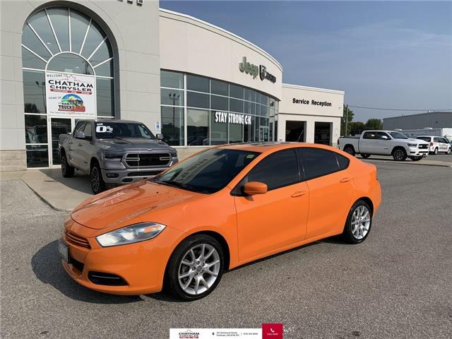 2013 Dodge Dart SXT/Rallye (Stk: N04501AA) in Chatham - Image 1 of 21
