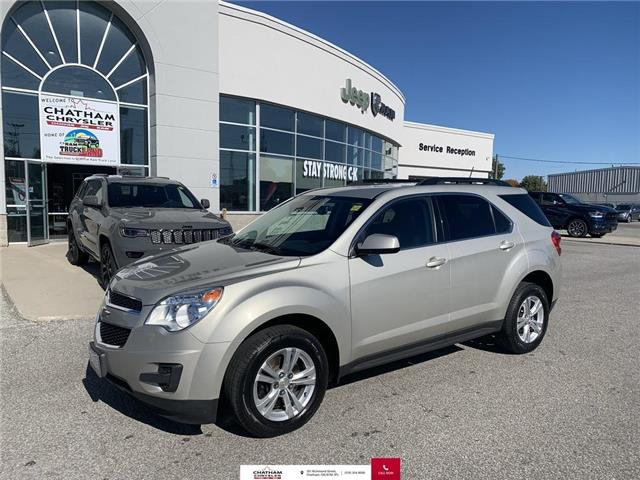 2015 Chevrolet Equinox 1LT (Stk: U04609A) in Chatham - Image 1 of 23