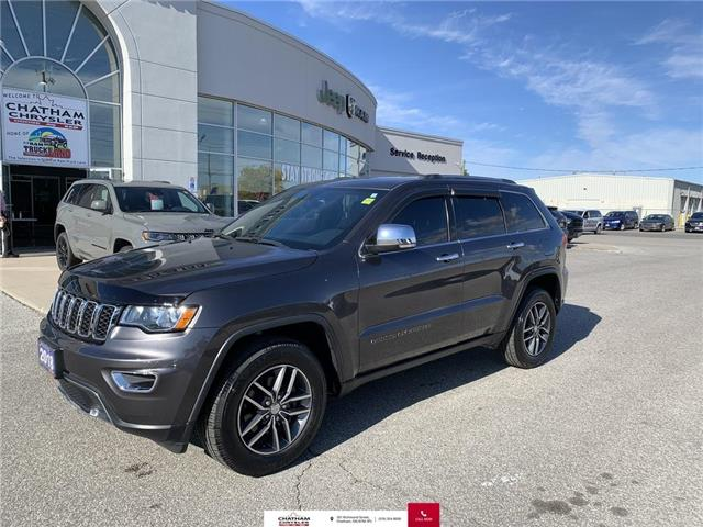 2018 Jeep Grand Cherokee Limited (Stk: N04782A) in Chatham - Image 1 of 28