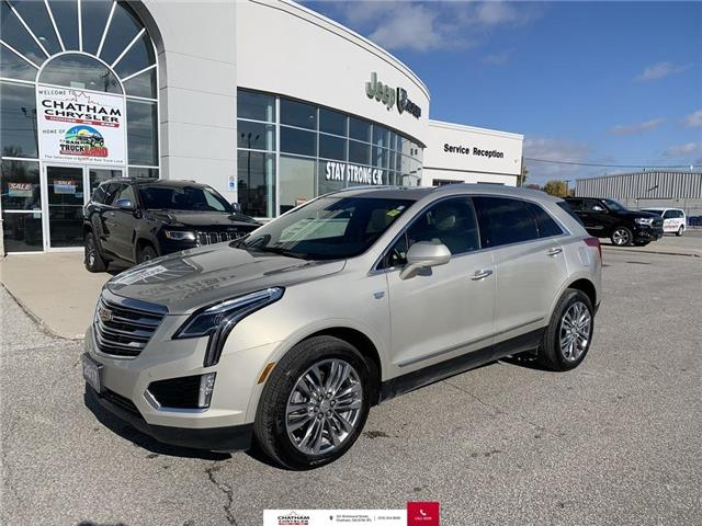 2017 Cadillac XT5 Premium Luxury (Stk: N04738A) in Chatham - Image 1 of 26