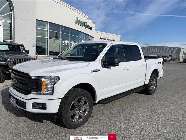 2018 Ford F-150  (Stk: N04750A) in Chatham - Image 1 of 25