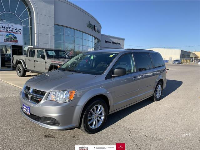 2016 Dodge Grand Caravan SE/SXT (Stk: N04651A) in Chatham - Image 1 of 24