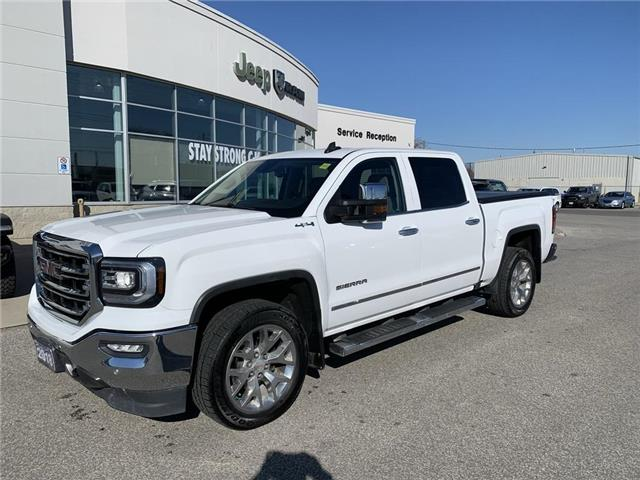 2018 GMC Sierra 1500 SLT (Stk: U04662) in Chatham - Image 1 of 26