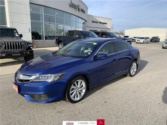 2018 Acura ILX  (Stk: U04660) in Chatham - Image 1 of 23