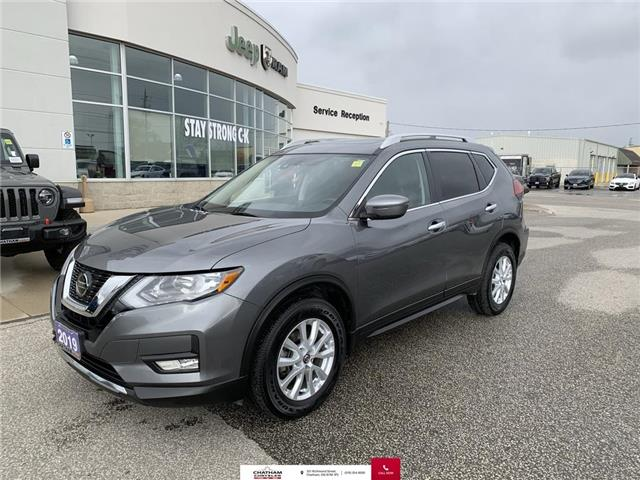 2019 Nissan Rogue  (Stk: N04711B) in Chatham - Image 1 of 26