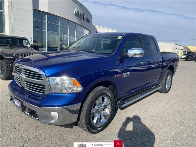 2017 RAM 1500 SLT (Stk: N04266A) in Chatham - Image 1 of 30