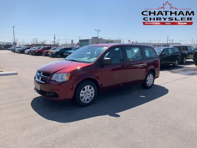 2020 Dodge Grand Caravan SE (Stk: N04516) in Chatham - Image 1 of 14
