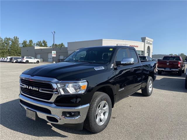 2021 RAM 1500 Big Horn (Stk: N04763) in Chatham - Image 1 of 15