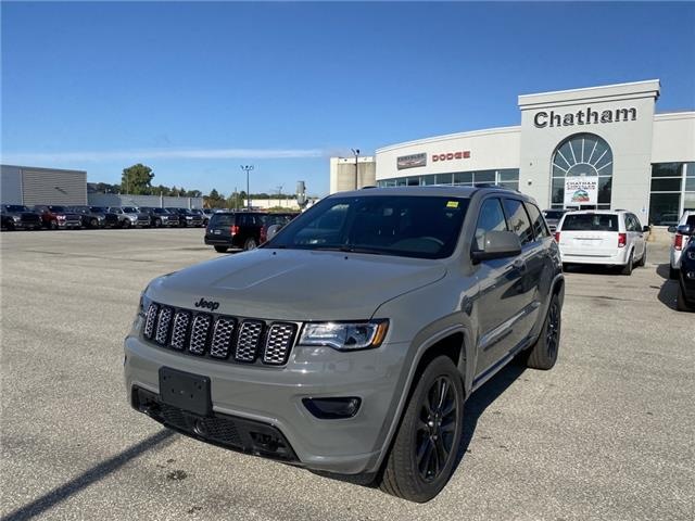 2020 Jeep Grand Cherokee Laredo (Stk: N04770) in Chatham - Image 1 of 17