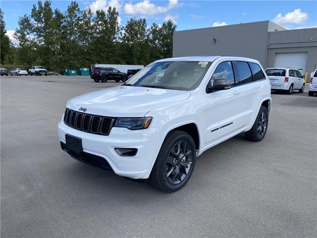 2021 Jeep Grand Cherokee Limited (Stk: N04787) in Chatham - Image 1 of 17