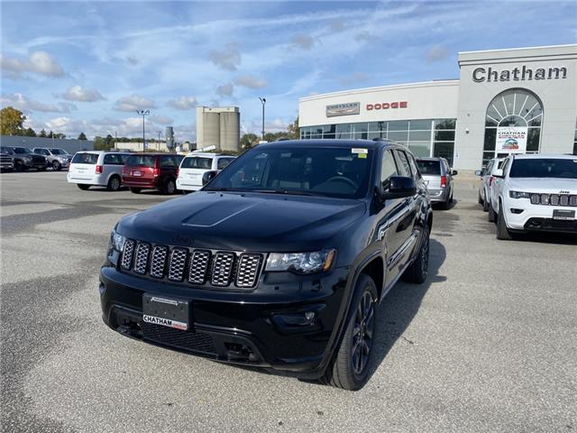 2021 Jeep Grand Cherokee Laredo (Stk: N04803) in Chatham - Image 1 of 17