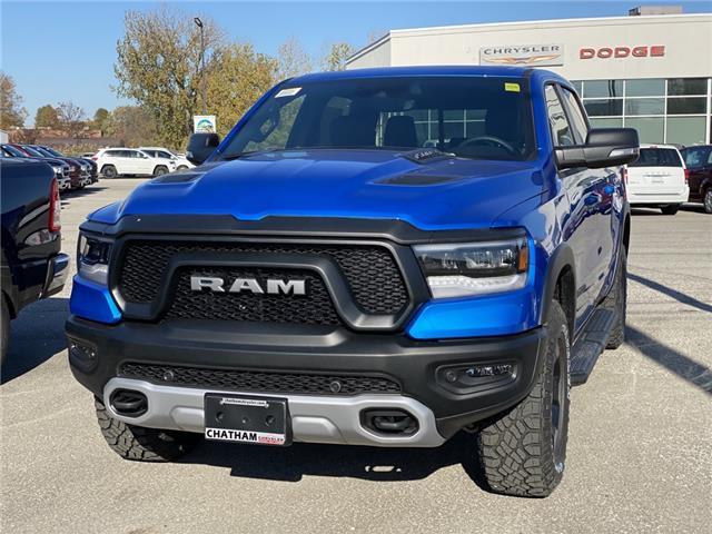 2021 RAM 1500 Rebel (Stk: N04824) in Chatham - Image 1 of 17