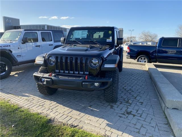 2021 Jeep Wrangler Unlimited Rubicon (Stk: N04872) in Chatham - Image 1 of 17