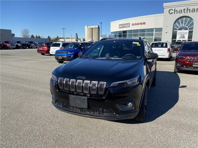 2021 Jeep Cherokee North (Stk: N04877) in Chatham - Image 1 of 17