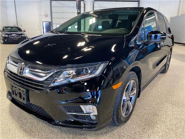 2020 Honda Odyssey EX-L RES (Stk: P12421) in Calgary - Image 1 of 25