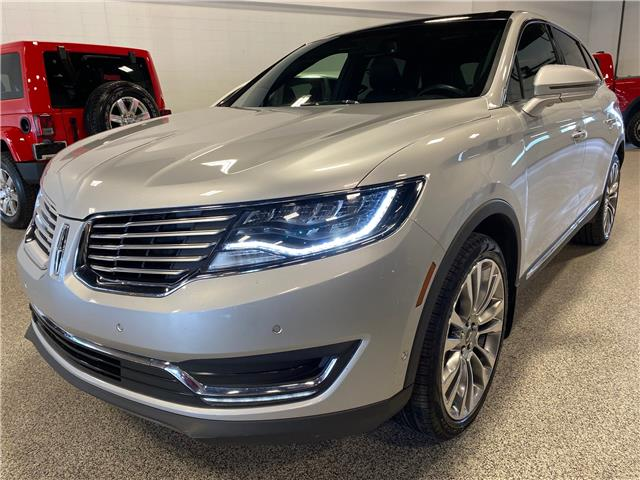 2017 Lincoln MKX Reserve (Stk: P12396A) in Calgary - Image 1 of 22