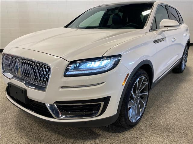 2019 Lincoln Nautilus Reserve (Stk: P12415) in Calgary - Image 1 of 28