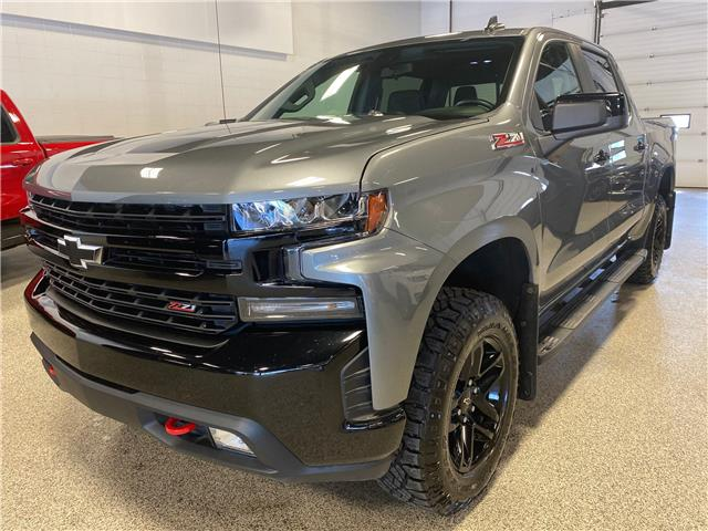 2020 Chevrolet Silverado 1500 LT Trail Boss (Stk: P12445) in Calgary - Image 1 of 22