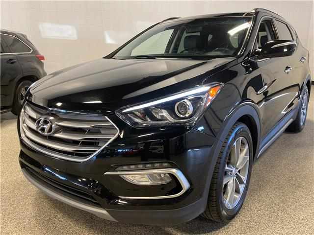 2018 Hyundai Santa Fe Sport 2.0T SE (Stk: P12480) in Calgary - Image 1 of 17