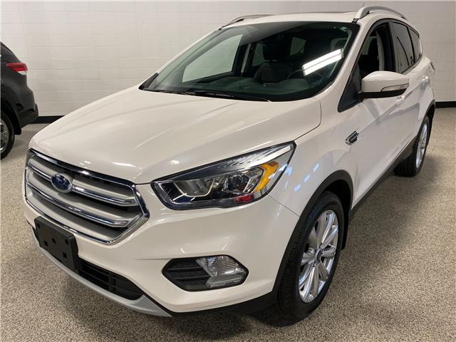 2017 Ford Escape Titanium (Stk: P12482) in Calgary - Image 1 of 20