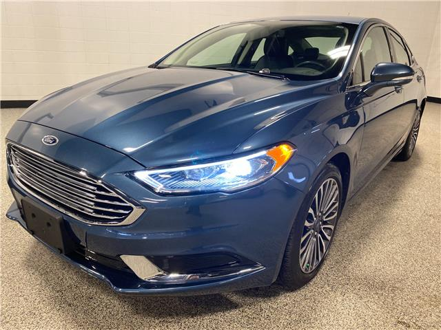 2018 Ford Fusion SE (Stk: P12493) in Calgary - Image 1 of 20