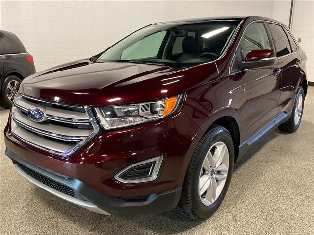 2018 Ford Edge SEL (Stk: P12441A) in Calgary - Image 1 of 19