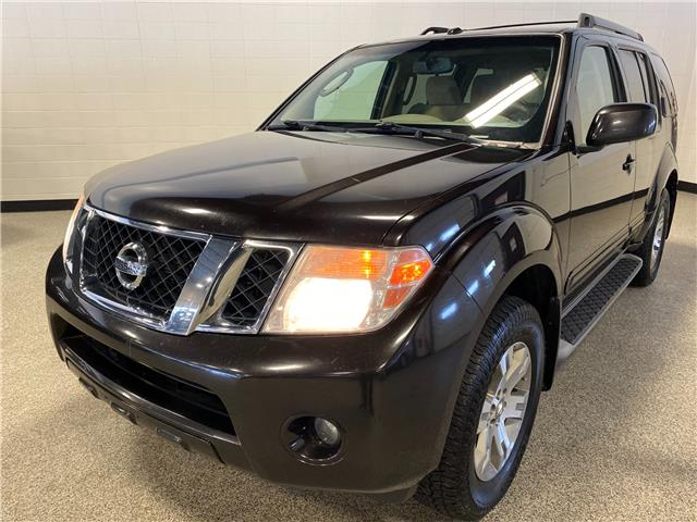 2012 Nissan Pathfinder SV (Stk: P12471A) in Calgary - Image 1 of 16
