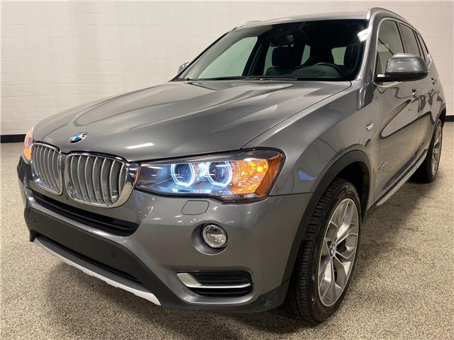 2017 BMW X3 xDrive35i (Stk: O12536) in Calgary - Image 1 of 22